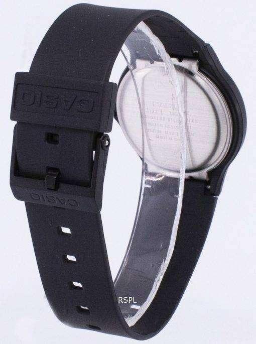 カシオ クラシック アナログ クオーツ ホワイト ダイヤル MQ 24 7BLDF MQ 24 7BL メンズ腕時計