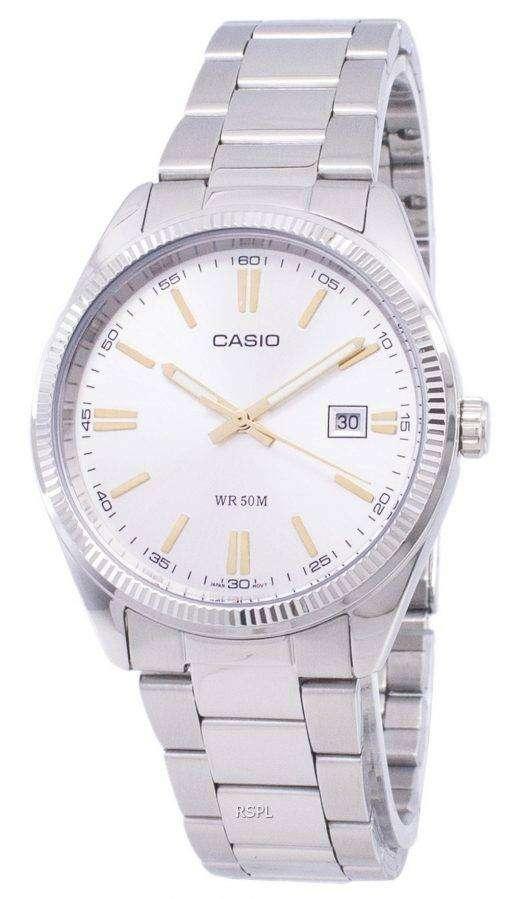 カシオ Enticer アナログ MTP 1302D 7A2VDF MTP 1302D 7A2V メンズ腕時計