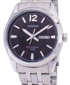 カシオ クラシック アナログ MTP 1335 D 1AVDF MTP 1335 D 1AV 男性用の腕時計