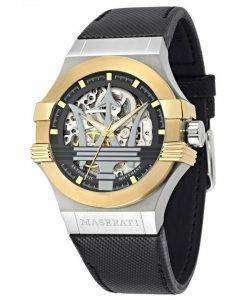 マセラティ ポテンザ自動 R8821108011 メンズ腕時計