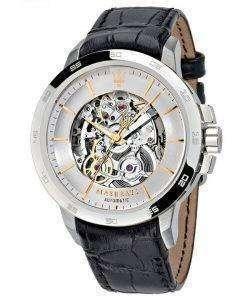 マセラティ Ingegno 自動 R8821119002 メンズ腕時計