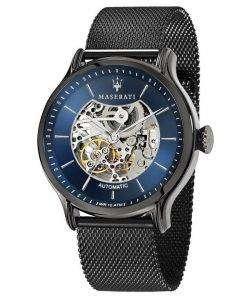 マセラティ刊行物に掲載自動 R8823118002 メンズ腕時計