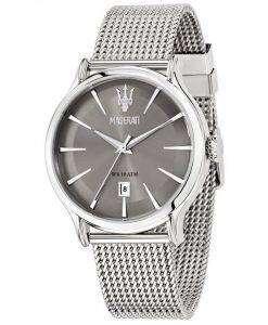 マセラティ刊行物に掲載石英 R8853118002 メンズ腕時計
