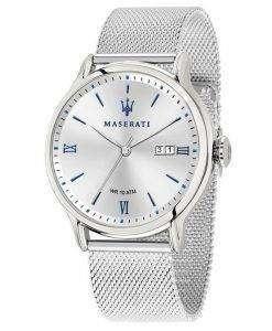 マセラティ刊行物に掲載石英 R8853118012 メンズ腕時計