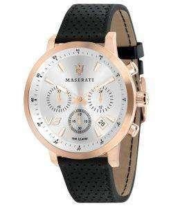 マセラティ グラントゥーリズモ クロノグラフ クォーツ R8871134001 メンズ腕時計