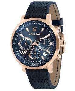 マセラティ グラントゥーリズモ クロノグラフ クォーツ R8871134003 メンズ腕時計