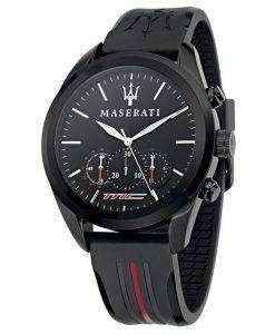 マセラティ Traguardo クロノグラフ クォーツ R8871612004 メンズ腕時計