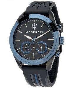 マセラティ Traguardo クロノグラフ クォーツ R8871612006 メンズ腕時計