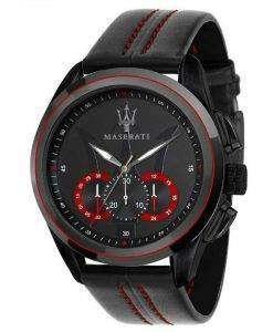 マセラティ Traguardo クロノグラフ クォーツ R8871612023 メンズ腕時計