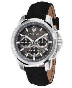 マセラティ Successo クロノグラフ クォーツ R8871621006 メンズ腕時計