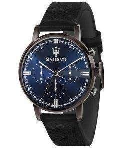 マセラティ Eleganza クロノグラフ クォーツ R8871630002 メンズ腕時計