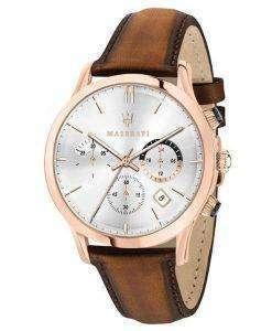 マセラティ Ricordo クロノグラフ クォーツ R8871633002 メンズ腕時計