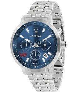 マセラティ グラントゥーリズモ クロノグラフ クォーツ R8873134002 メンズ腕時計