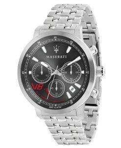 マセラティ グラントゥーリズモ クロノグラフ クォーツ R8873134003 メンズ腕時計