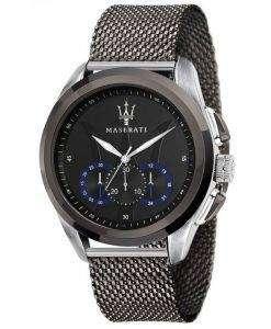 マセラティ Traguardo クロノグラフ クォーツ R8873612006 メンズ腕時計