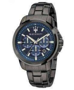 マセラティ Successo クロノグラフ クォーツ R8873621005 メンズ腕時計
