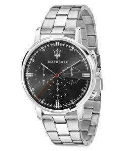 マセラティ Eleganza クロノグラフ クォーツ R8873630001 メンズ腕時計