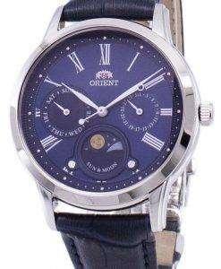 太陽の方向を設定し、月の水晶 RA KA0004L10B レディース腕時計
