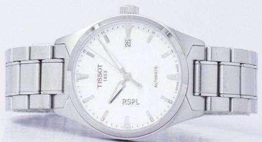ティソ T-クラシック T テンポ自動 T060.407.11.031.00 T0604071103100 メンズ腕時計