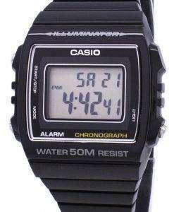 カシオ デジタル アラーム クロノグラフ W 215 H 1AVDF W 215 H 1AV ユニセックス腕時計