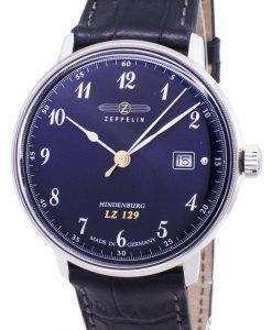 ツェッペリン型飛行船シリーズ LZ 129 ヒンデンブルク ドイツ製 7046-3 70463 メンズ腕時計