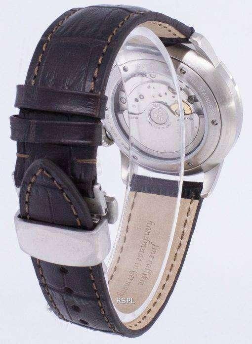 ツェッペリン型飛行船シリーズ死ぬパワー リザーブ ドイツ製 7366-5 73665 メンズ腕時計
