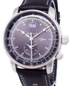 ツェッペリン型飛行船シリーズ 100 年 ED.1 ドイツ製 7640-2 76402 メンズ腕時計