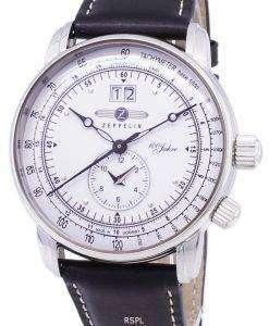 ツェッペリン型飛行船シリーズ 100 年 ED.1 ドイツ製 7640-4 76404 メンズ腕時計