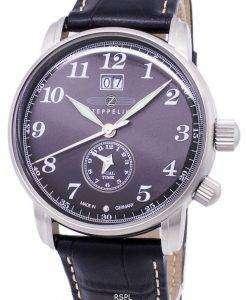 ツェッペリン型飛行船シリーズ LZ127 グラーフ ドイツ製 7644-2 76442 メンズ腕時計