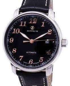 ツェッペリン型飛行船シリーズ LZ127 グラーフ ドイツ製 7656-2 76562 メンズ腕時計