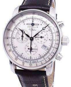 ツェッペリン 100 年 ED.1 ドイツ製 7680-1 76801 メンズ腕時計