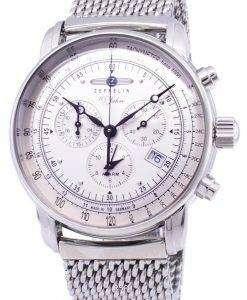 ツェッペリン 100 年 ED.1 ドイツ製 7680 M 1 7680 M 1 メンズ腕時計