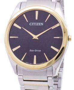 市民エコドライブ スティレット スーパー AR3078 された 88E メンズ腕時計