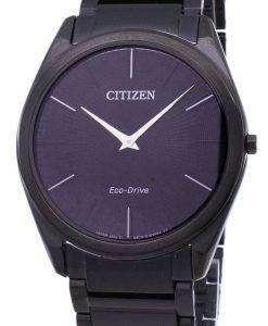 市民エコドライブ スティレット スーパー AR3079 85 e-メンズ腕時計