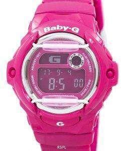カシオベビー-G ピンク世界時間 BG 169R 4B レディース腕時計