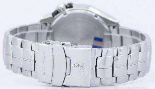 カシオエディフィス アナログ マルチ カラー ダイヤル EF 130 D 1A5V メンズ腕時計