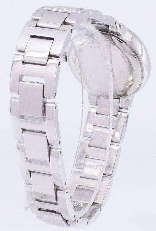 化石バージニア 3 手結晶 ES3282 レディース腕時計