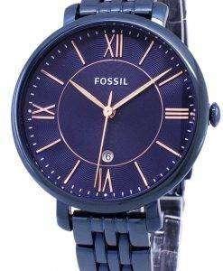 化石ジャクリーン石英 ES4094 レディース腕時計