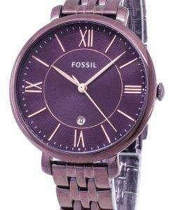 化石ジャクリーン石英 ES4100 レディース腕時計