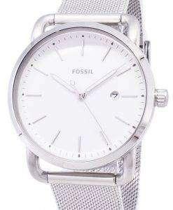 化石通勤 3 H 石英 ES4331 レディース腕時計
