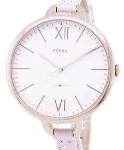 化石アネット石英 ES4356 レディース腕時計