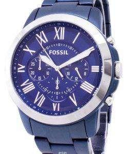 化石を与えるクロノグラフ クォーツ FS5230 メンズ腕時計