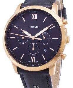化石ノイトラ クロノグラフ クォーツ FS5381 メンズ腕時計