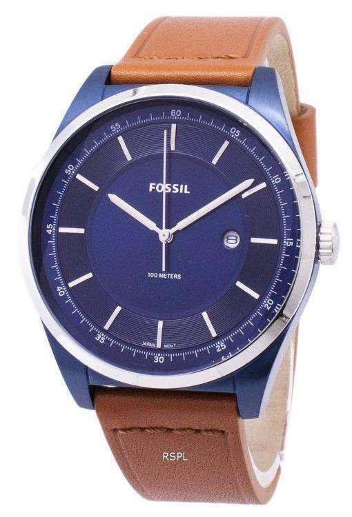 化石・ マティス石英 FS5422 メンズ腕時計
