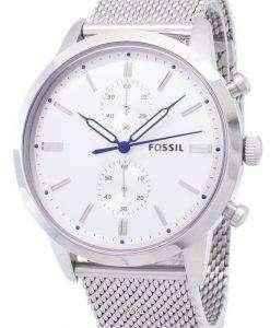 化石町民クロノグラフ クォーツ FS5435 メンズ腕時計