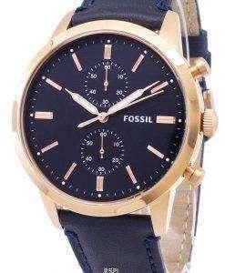 化石町民クロノグラフ クォーツ FS5436 メンズ腕時計