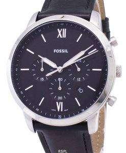 化石ノイトラ クロノグラフ クォーツ FS5452 メンズ腕時計