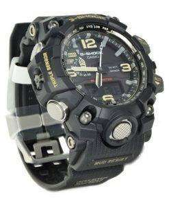 カシオGショックMudmasterトリプルセンサーGWG-1000-1AJFメンズ腕時計