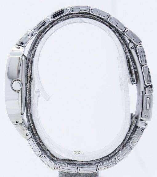 カシオ Enticer アナログ シルバー ダイヤル LTP 1165A 7C2DF LTP-1165A-7 2 レディース腕時計