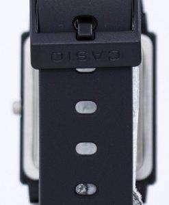 カシオ クラシック石英アナログ ブラック ダイヤル長方形 MQ 38 1ADF MQ-38-1 a メンズ腕時計